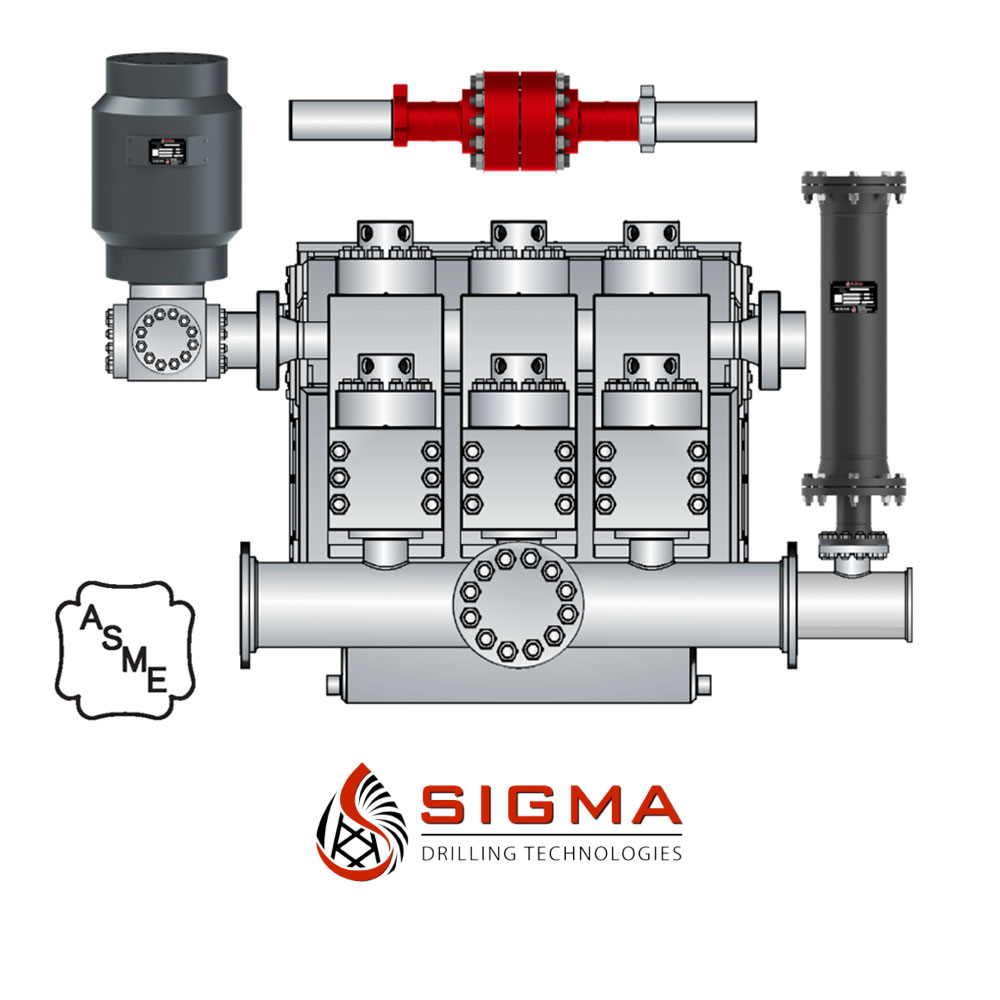 About Charge Free Dampening (CFD) System | Sigma Drilling Technologies